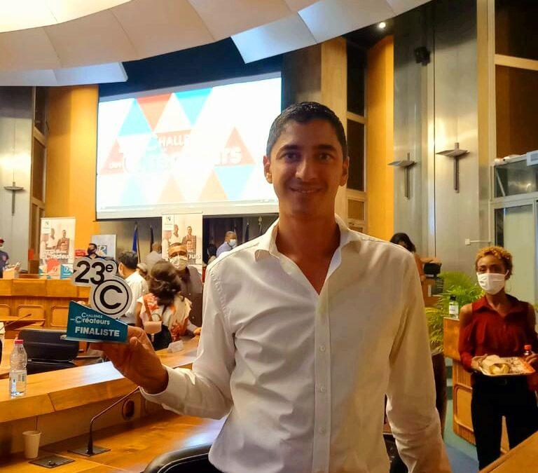 AGONOV, finaliste au Challenge des créateurs 2020 !