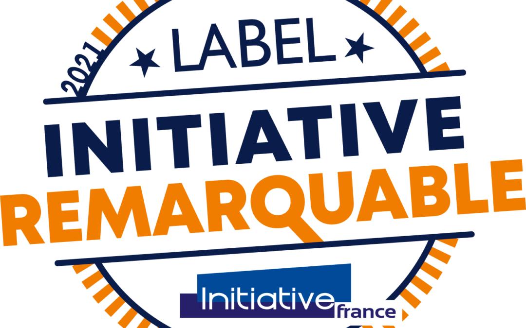 AGONOV reçoit le label #InitiativeRemarquable !